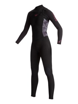 4/3mm Syncro Series Chest Zip GBS - Chest Zip Wetsuit  ERJW103022