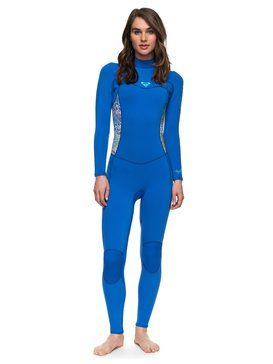 3/2mm Syncro Series - Back Zip Wetsuit  ERJW103023