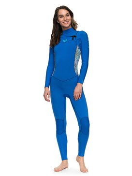 3/2mm Syncro Series - Chest Zip GBS Wetsuit  ERJW103025