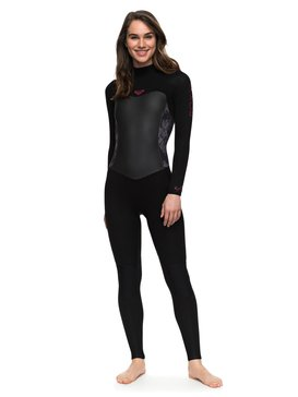 4/3mm Syncro Series Back Zip GBS - Full Wetsuit  ERJW103027