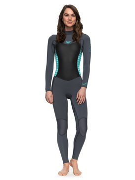 4/3mm Syncro Series - Back Zip GBS Wetsuit  ERJW103027