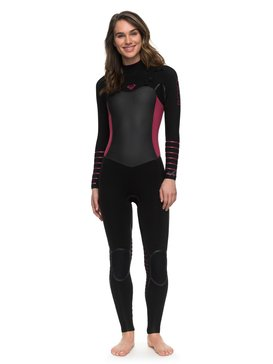4/3mm Syncro Plus Chest Zip - Chest Zip Wetsuit  ERJW103030