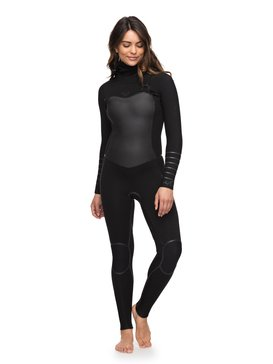 5/4/3mm Syncro Plus - Hooded Chest Zip Wetsuit  ERJW203002