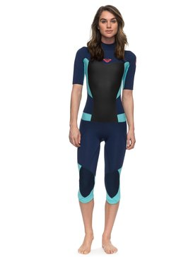 Syncro 3/2mm - Back Zip Springsuit  ERJW303000