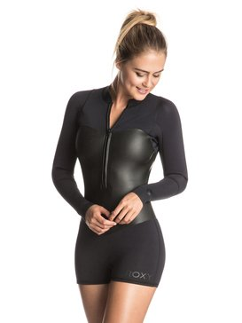 Pop Surf 2mm - Front Zip Long Sleeve Springsuit  ERJW403003