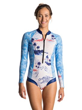 1mm Pop Surf Cheeky - Long Sleeve Springsuit  ERJW403013