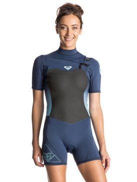 Syncro 2/2mm - Chest Zip Springsuit  ERJW503001