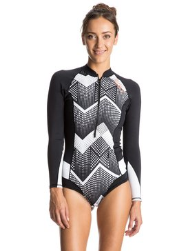 Pop Surf 1mm - Back Zip Long Sleeve Springsuit  ERJW603005