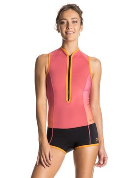 Syncro 1mm - Front Zip Short Spring Suit  ERJW603007