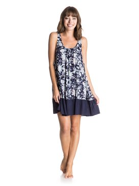 Shadow Play - Tank Dress Blue ERJWD03013