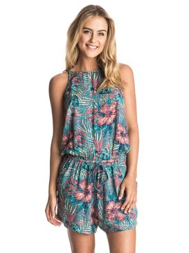 Hooked On A Feeling - Tank Romper  ERJWD03122