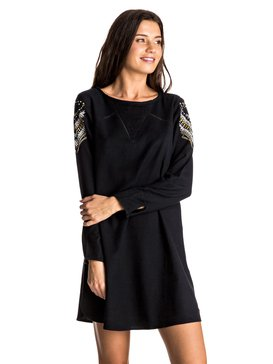 To The Sea - Long Sleeve Dress  ERJWD03145