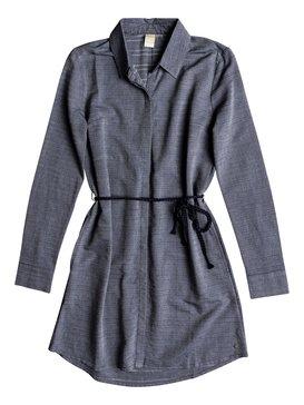 Crazy Whisper - Long Sleeve Shirt Dress  ERJWD03254