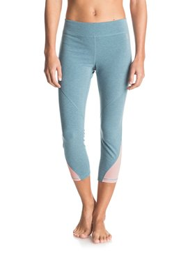 Imanee Heather - Sports Capri Pants  ERJWP03010