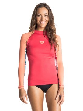 XY - Long Sleeve Rash Vest  ERJWR03028