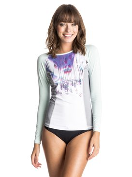 Four Shore - Long Sleeve Rash Vest  ERJWR03040