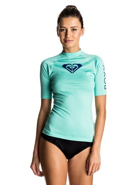 Whole Hearted - Short Sleeve UPF 50 Rash Vest  ERJWR03043
