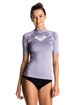 Whole Hearted - Short Sleeve Rash Vest  ERJWR03043