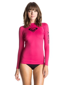 Whole Hearted - Long Sleeve Rash Vest  ERJWR03044