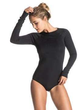 Pop Surf - Long Sleeve One-Piece Swimsuit  ERJWR03072
