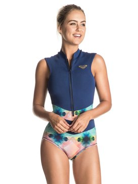 Pop Surf - Sleeveless One-Piece Swimsuit  ERJWR03118