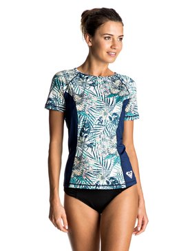 Four Shore - Short Sleeve Rash Vest  ERJWR03128