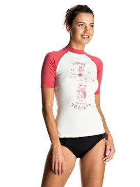 Sea Bound - Short Sleeve Rash Vest  ERJWR03135