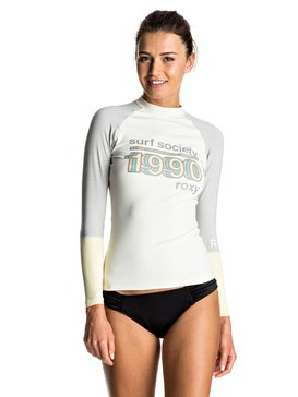 Sea Bound - Long Sleeve Rash Vest  ERJWR03136