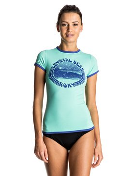 ROXY Sunset - Short Sleeve Rash Vest  ERJWR03141