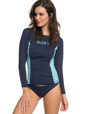 On My Board Colorblock - Long Sleeve UPF 50 Rash Vest  ERJWR03210