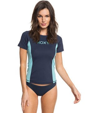 On My Board Colorblock - Short Sleeve UPF 50 Rash Vest  ERJWR03211