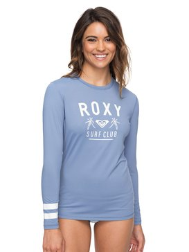 Enjoy Waves Loose Fit - Long Sleeve UPF 50 Rash Vest  ERJWR03223