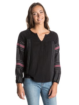 Search The Ride - Woven Top  ERJWT03041