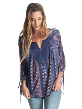 Uptown River - 1/2 Sleeve Blouse  ERJWT03077