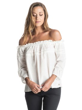 Beach Fossil - Shoulderless Blouse  ERJWT03092
