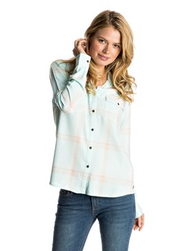 Plaid On You - Long Sleeve Shirt  ERJWT03108