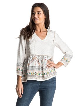 World Turning - Long Sleeve Top  ERJWT03115