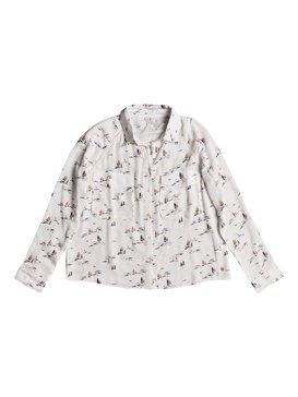 Juvia - Long Sleeve Viscose Shirt  ERJWT03188