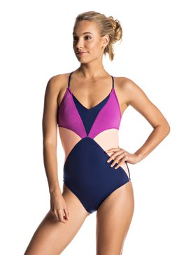 Summer Cocktail - One-Piece Swimsuit  ERJX103054