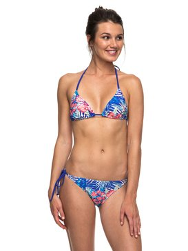 Mix Blossom - Triangle Bikini Set  ERJX203151