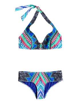 Sweet Memories - Halter Pant Bikini Set  ERJX203181