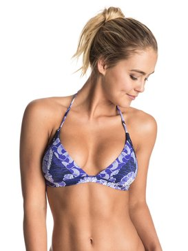 Perpetual Water Fixed Tri - Bikini Top  ERJX303226
