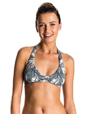 Strappy Love - 70'S Halter Bikini Top  ERJX303382