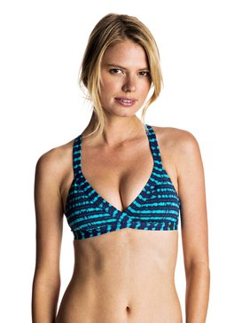 Pop Swim - Fixed Sporty Tri Bikini Top  ERJX303404