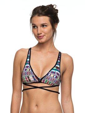 Cuba Cuba - Fixed Halter Bikini Top  ERJX303444