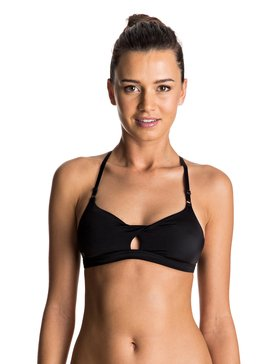 Keep It ROXY - Surfer Bra Bikini Top  ERJX303457