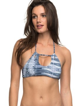 Strappy Love - Crop Bikini Top  ERJX303521