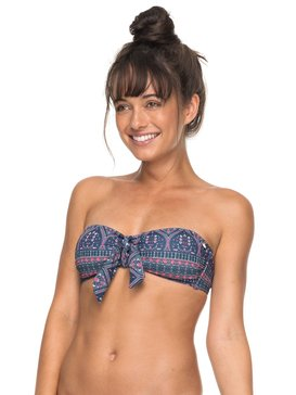 Sun, Surf And ROXY - Bandeau Bikini Top  ERJX303598