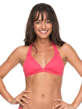 ROXY Essentials - Halter Bikini Top  ERJX303615