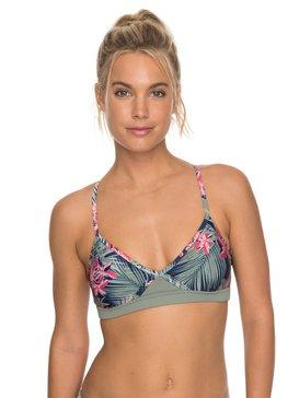 ROXY Fitness - Athletic Tri Bikini Top  ERJX303621